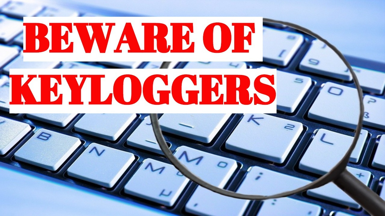 Protect your account against Key-Loggers