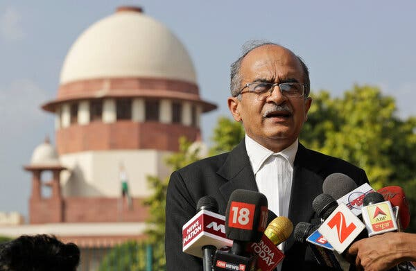 SC holds Prashant Bhushan guilty of contempt: What the verdict means